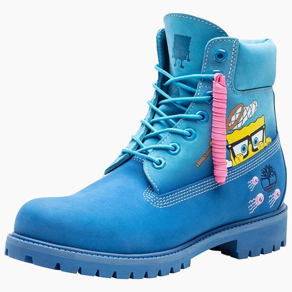 """Timberland x SpongeBob 6"""" Premium Waterproof Boots"""