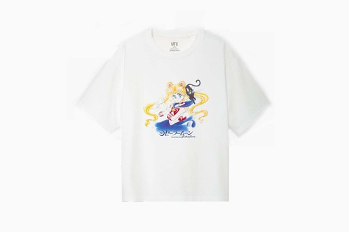UNIQLO UT 'Sailor Moon Eternal' Collection