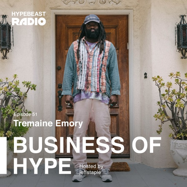 Tremaine Emory Shares His Metaphor for Life