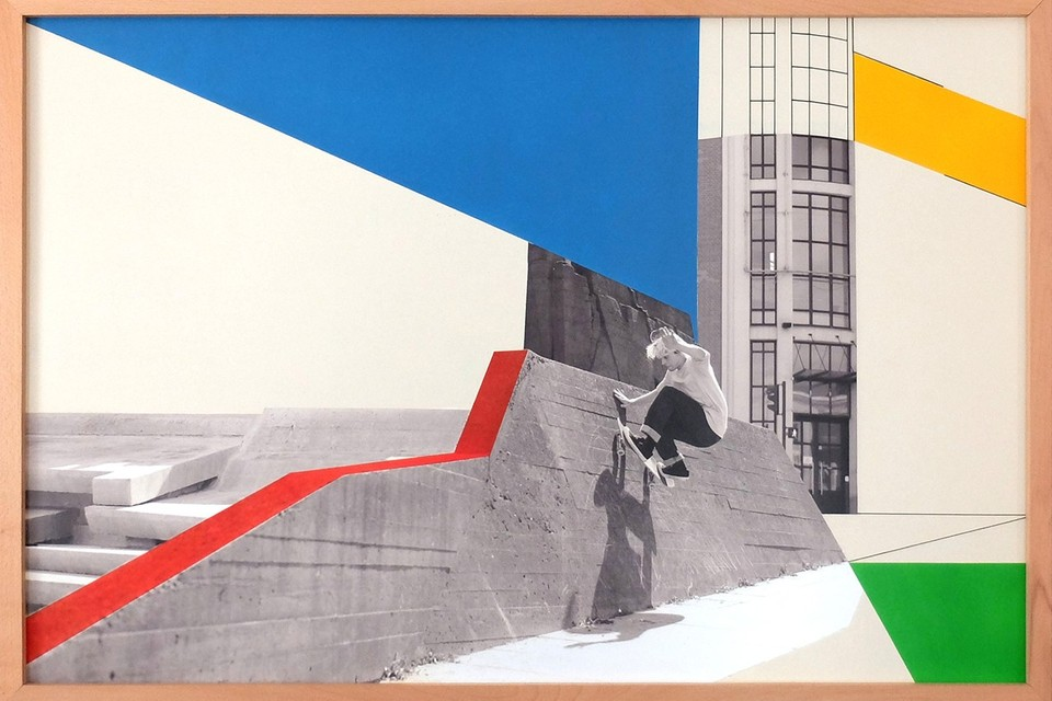 Mixed Media 'Unconcrete Architects' Show Will Travel to NYC