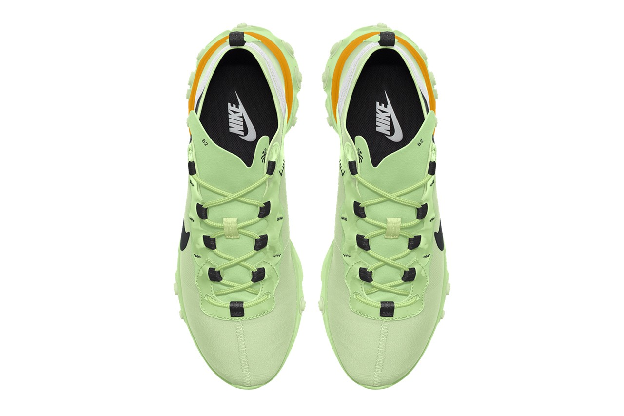 Fera Schmidt Nike Release Neon React Element 55 Bolivian Culture Bolivia WeAreCultivator Drop