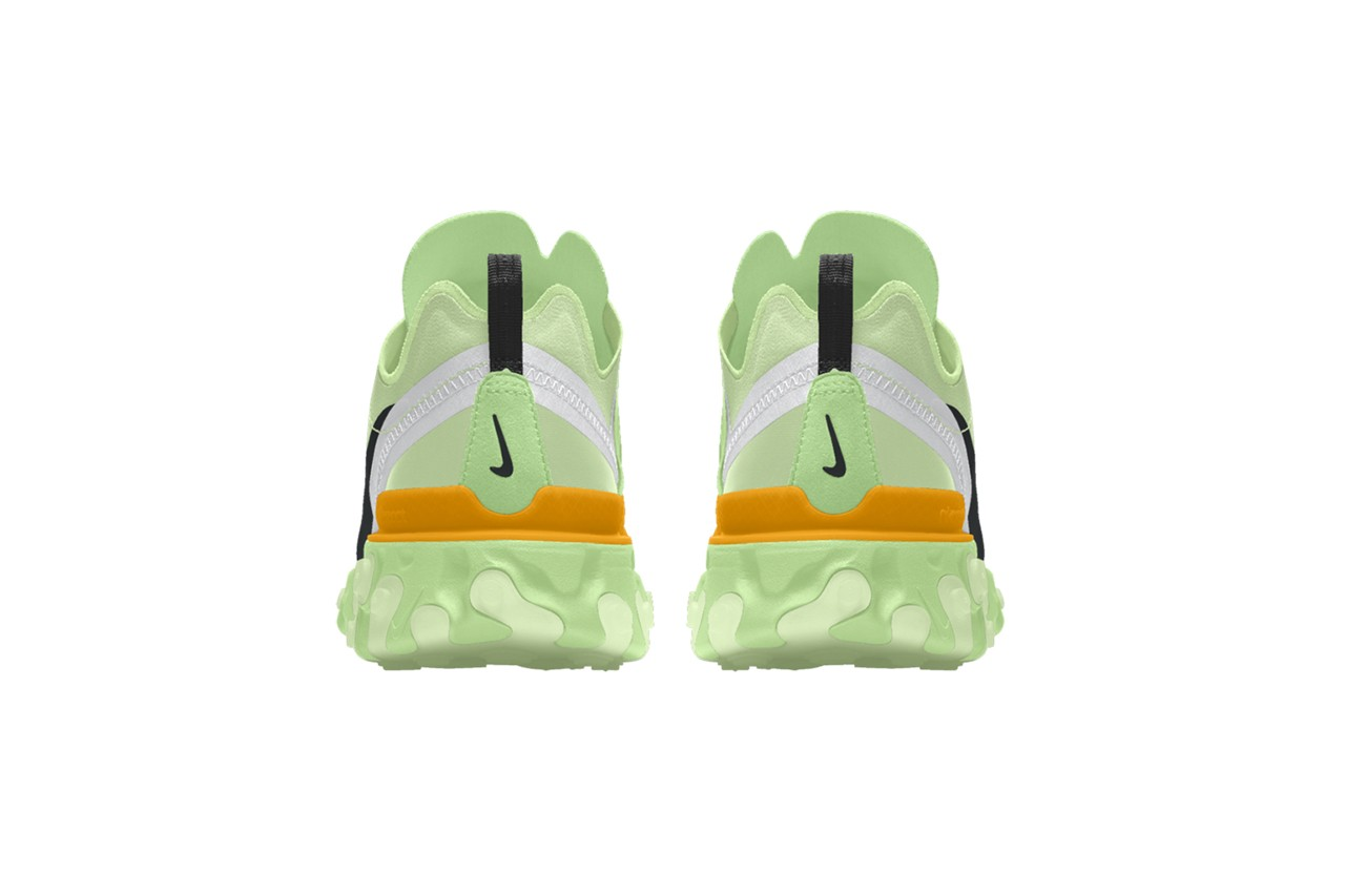 Fera Schmidt Nike Release Neon React Element 55 Bolivian Culture Bolivia WeAreCultivator Drop