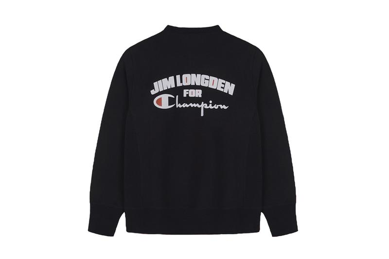 Jim Longden Champion Dover Street Market London DSML Capsule Collection Release Young Designer