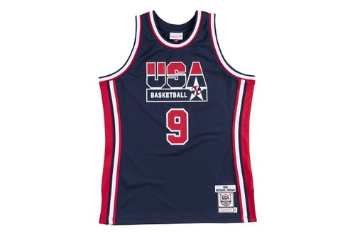 Mitchell & Ness Drops Nostalgic Dream Team Collection