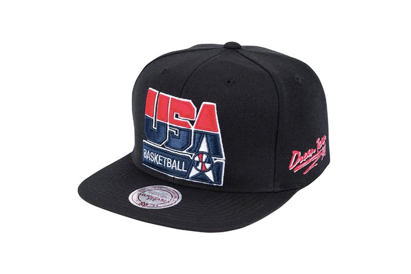 Mitchell & Ness Drops Dream Team Collection Michael Jordan Magic Johnson Larry Bird Patrick Ewing Scottie Pippen Basketball