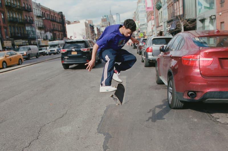 adidas first Liberty Cup Release Info skateboarding skate Frankie Spears Heitor da Silva Jamal Smith white yellow green teal