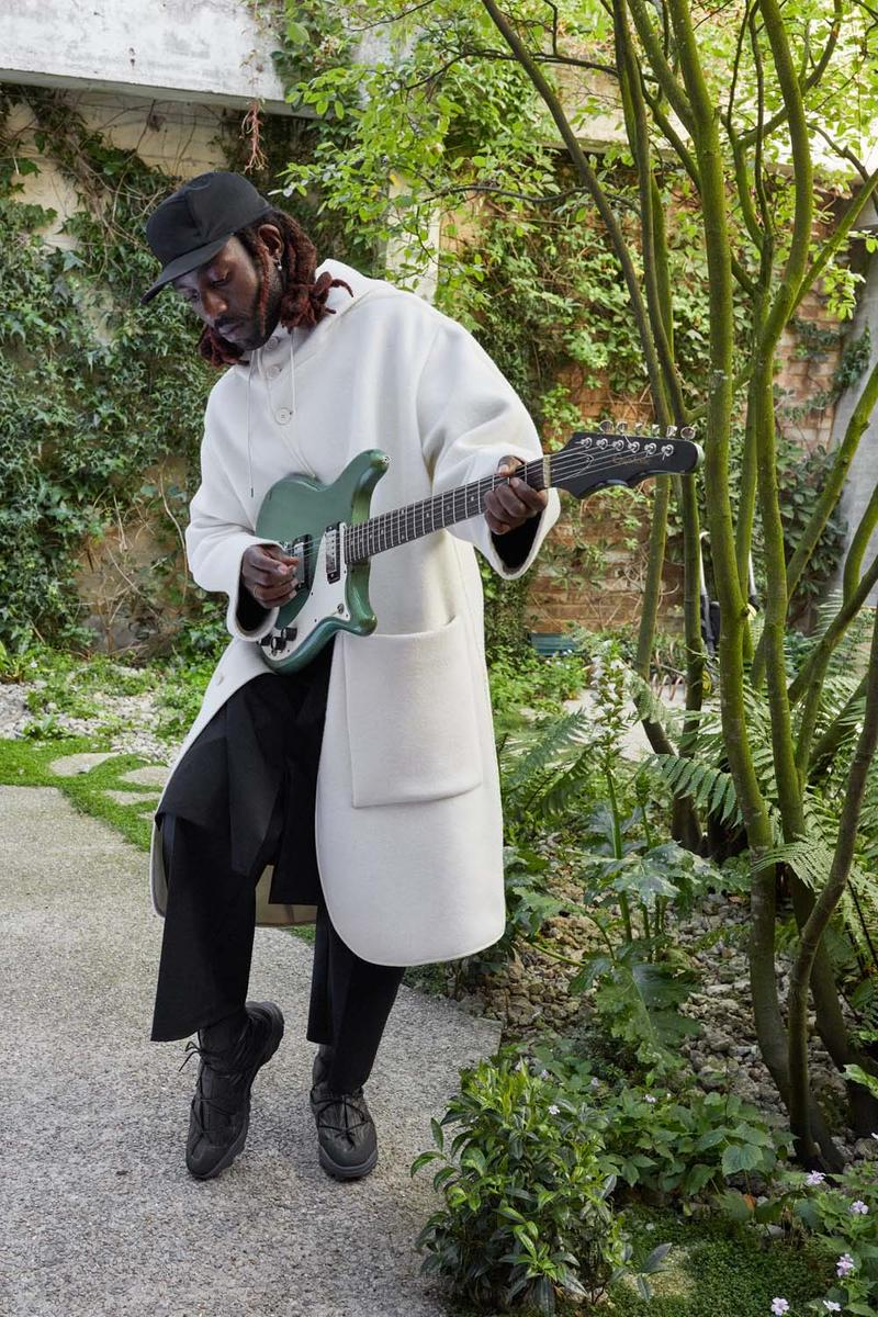 OAMC x adidas Taps Dev Hynes for Latest Campaign