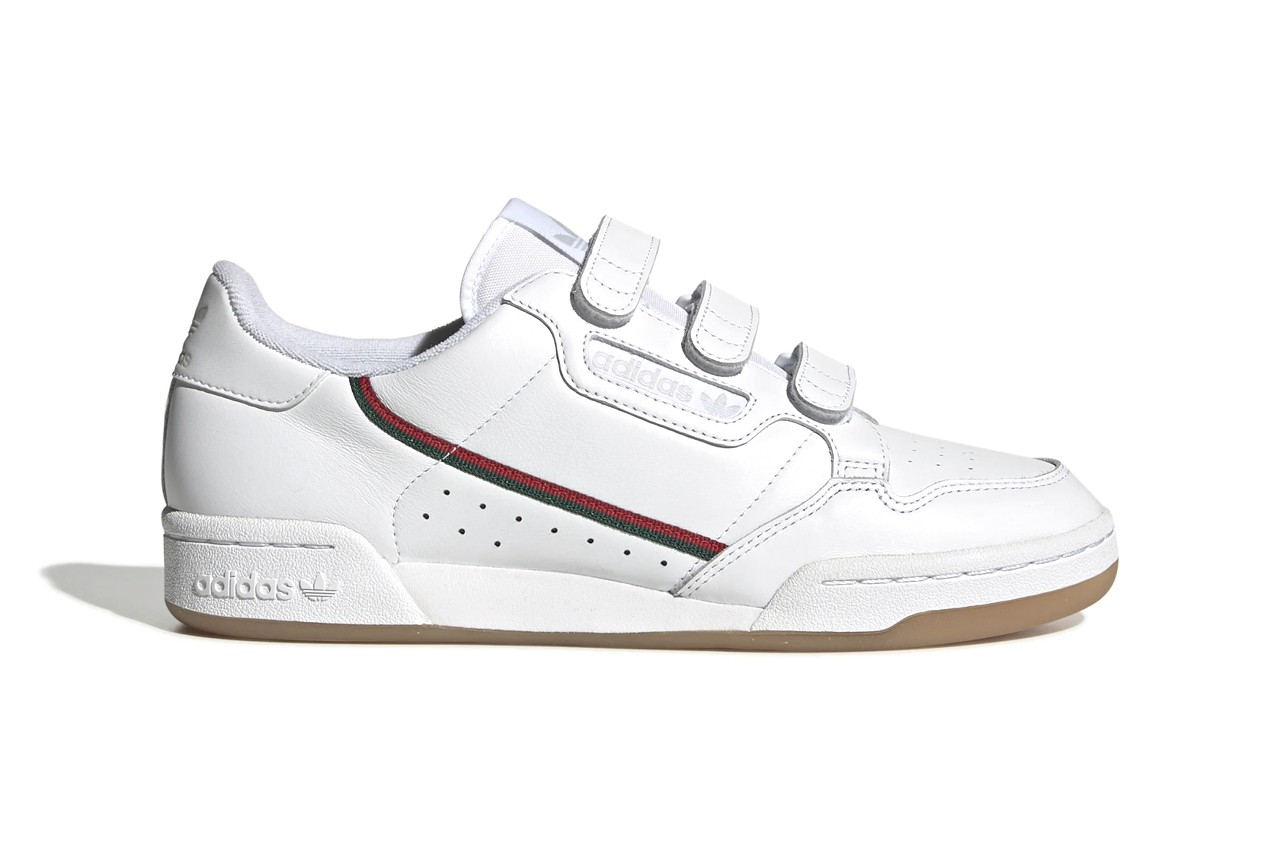 adidas Originals Continental 80 Velcro