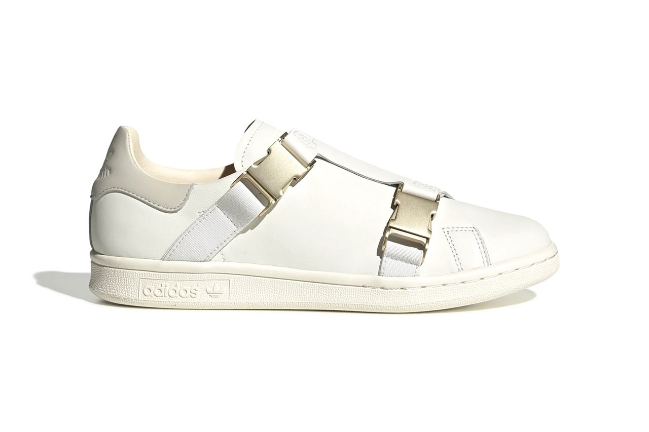stan smith strap sneakers