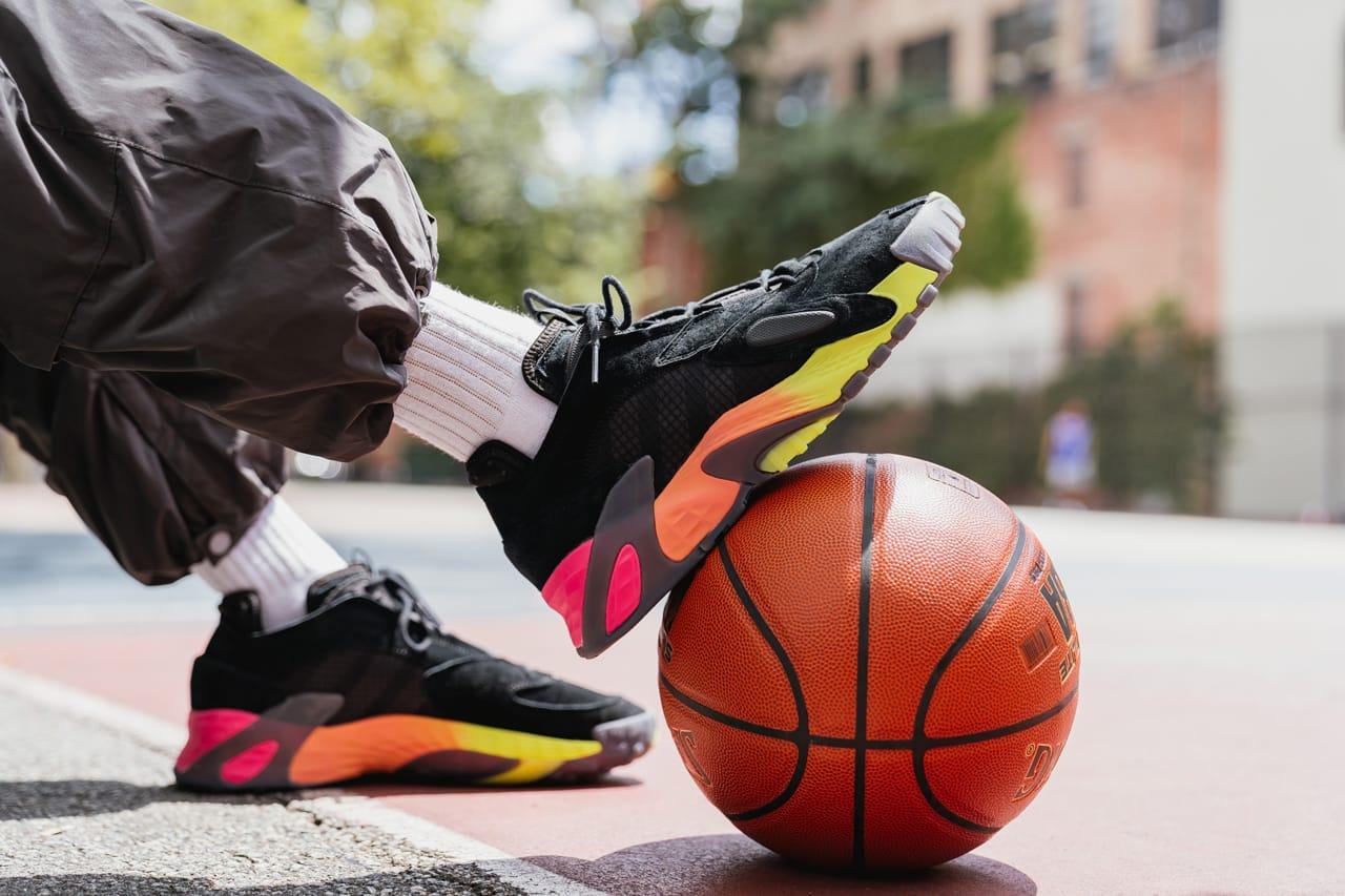adidas Streetball: Behind the Design