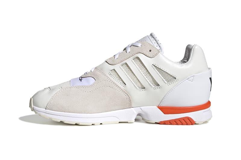 adidas y3 y 3 zx torsion run sneakers sneaker release information white black colorway