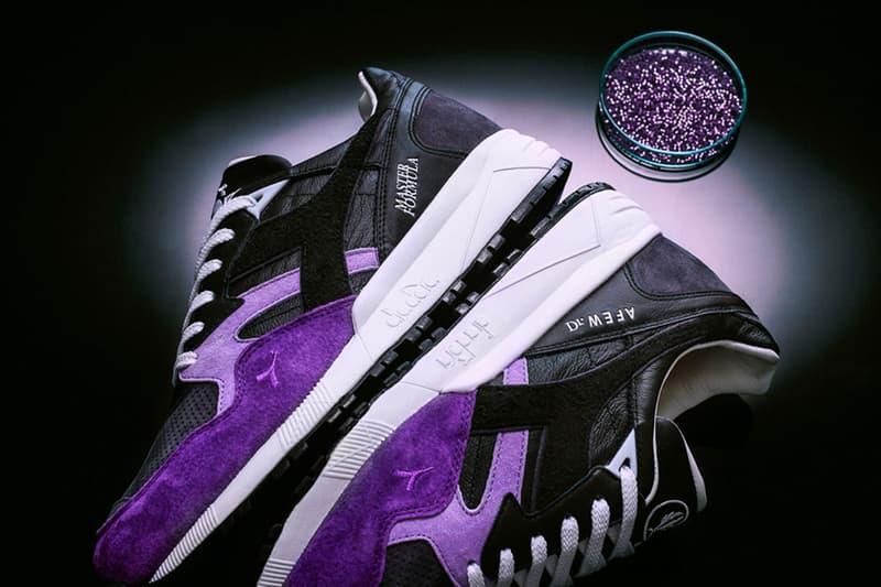 afew diadora n9002 master formula sneakers tracksuit release date raffle information dr wefa community challenge love passion diversity friendship