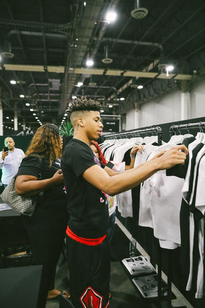 "Agenda Trade Show Las Vegas Event Viceland's Jason ""Cheech"" Hall suace talk NLE ChoppaJabbawockeez and Euphoria's Meeko Gattuso ZensaiRecap 2019 Tamera Young Bricks & Wood, Lemonade Stand, Bureau and Fourth Period"