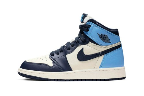 "Nike Brings Back Original Air Jordan 1 in New ""Obsidian"" Colorway"