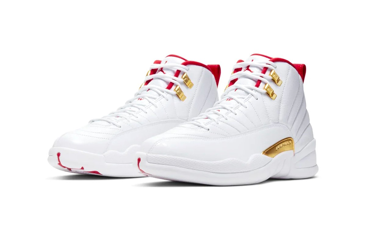 all red 12s