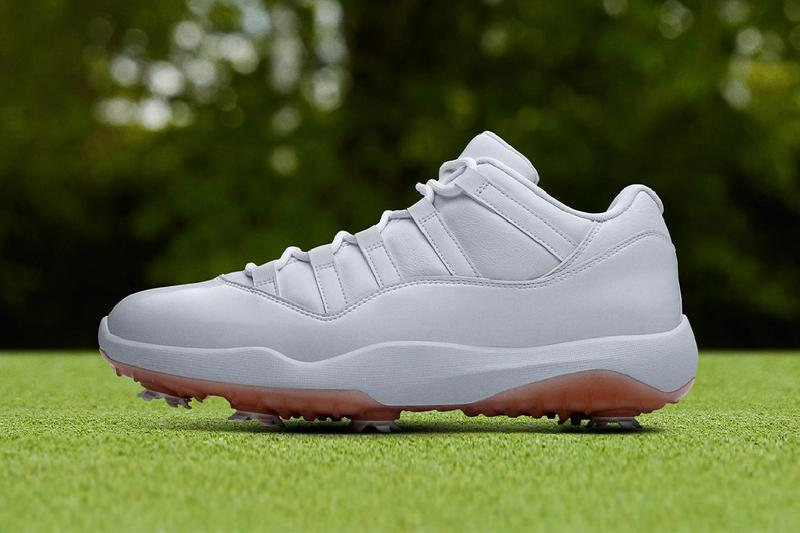 Air Jordan 11 Low Golf White Metallic Gold Release Info Nike Golf