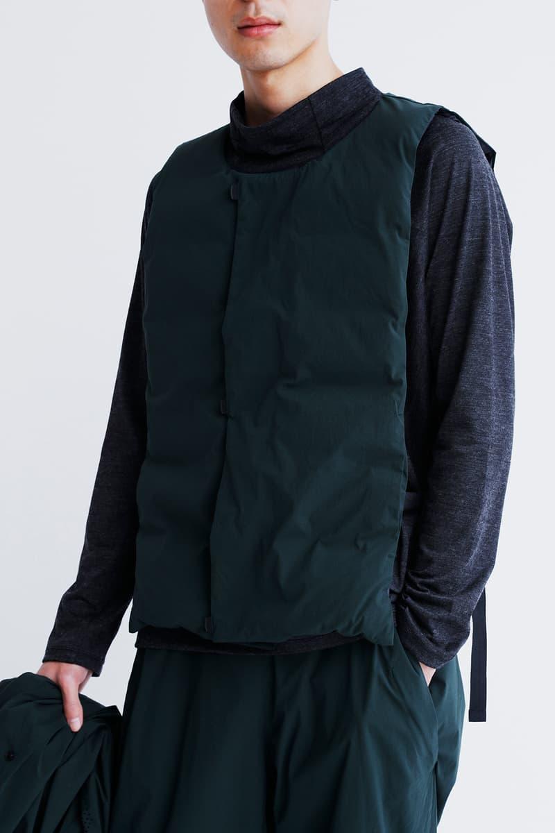 alk phenix Fall/Winter 2019 Lookbook tech gear Japanese label