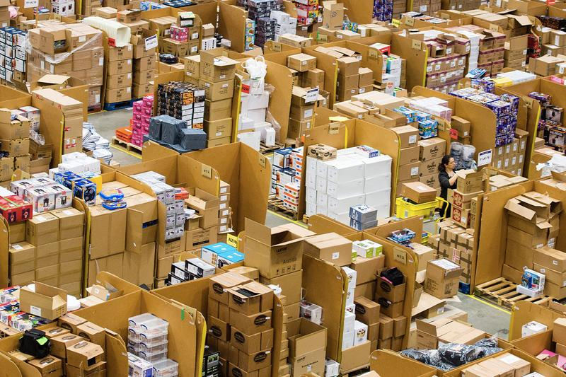 Amazon Launches Program to Donate Unsold Items to Charities donations waste reduction FBA fulfilment by amazon jeff bezos
