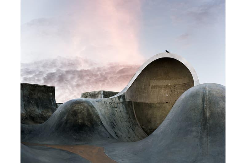 Photographer Amir Zaki Surveys California's Skateparks