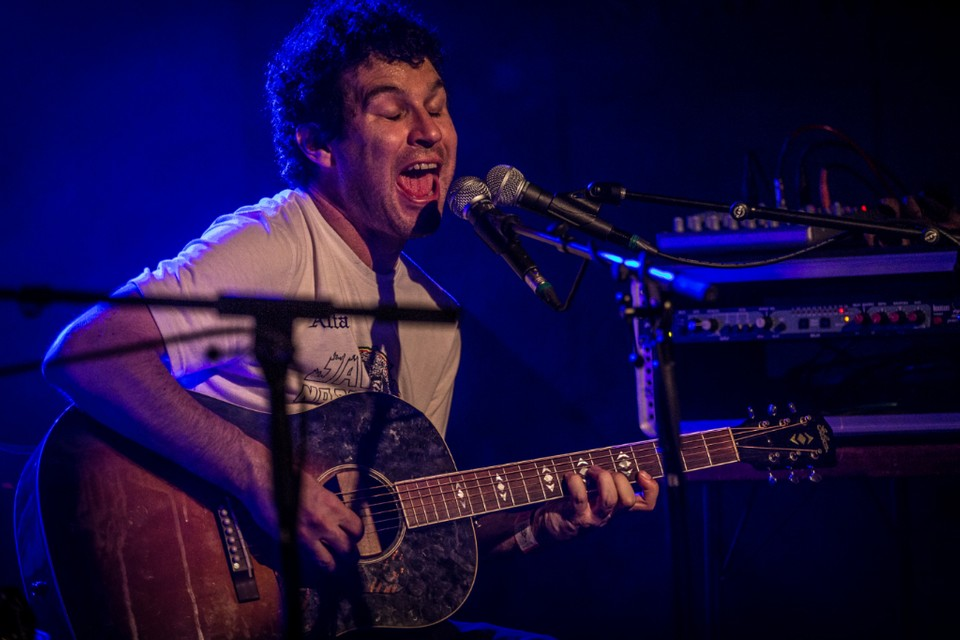 "Animal Collective's Avey Tare & Geologist Unveil 25-Minute Single ""Summer Blaze"""