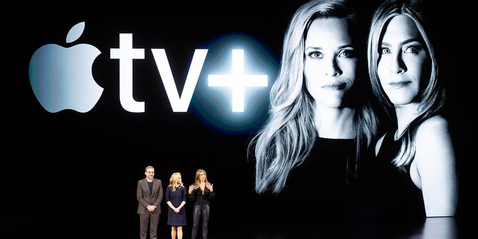 Apple TV Plus Jennifer Aniston The Morning Show   HYPEBEAST