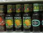 AriZona Iced Tea Hints at Expansion Into Cannabis Market
