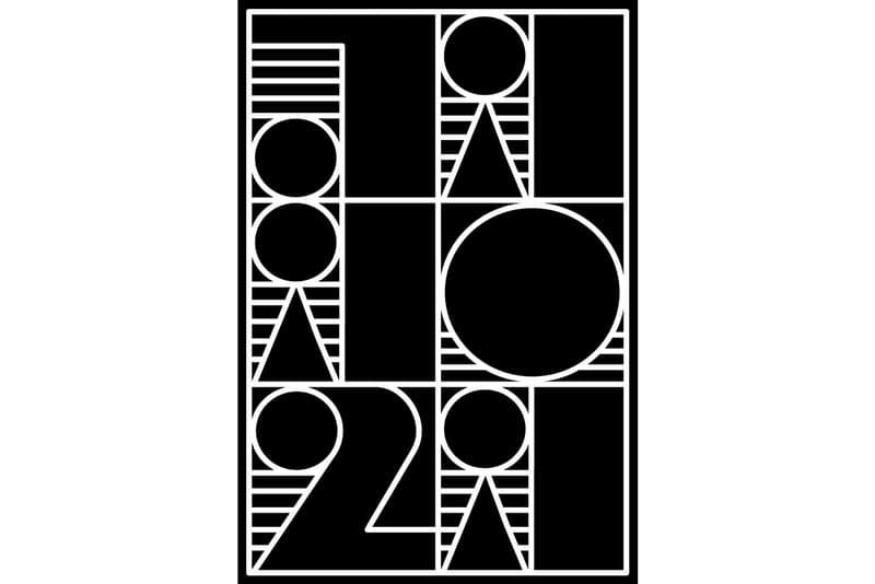 Aaron De La Cruz Arkitip 20 Year Anniversary Print French Black Licorice Paper White 1999 2019