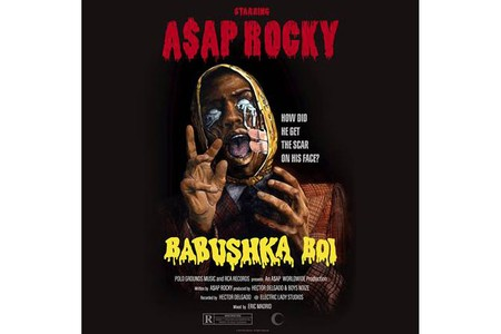 """A$AP Rocky Tries to Evade the Police in 'Dick Tracy'-Inspired """"Babushka Boi"""" Video"""