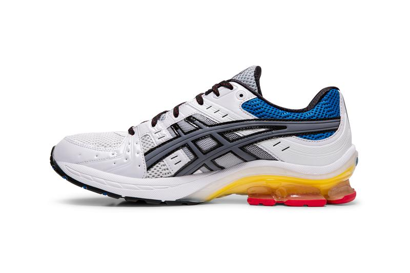 New ASICS GEL-Kinsei™ OG rereleases using Gel technology and impact guidance system
