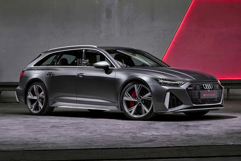 The Audi RS6 Avant Wagon Is Finally Coming to America