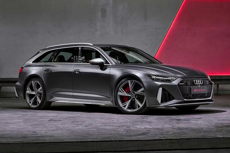 Audi RS6 Avant Wagon to be Sold in United States Autobahn racing wagons audi Quattro RS6 TT V8 Horsepower sportscars luxury R8 wide-body