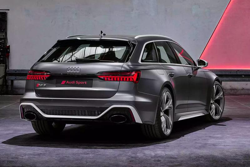 Audi Rs6 Avant Wagon To Be Sold In United States Hypebeast