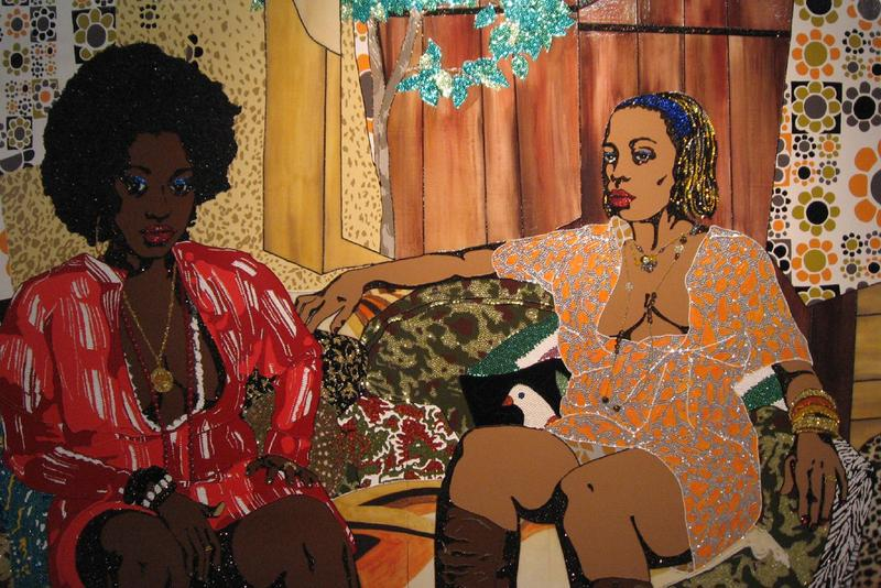 baltimore museum year of women programming female artists mickalene thomas