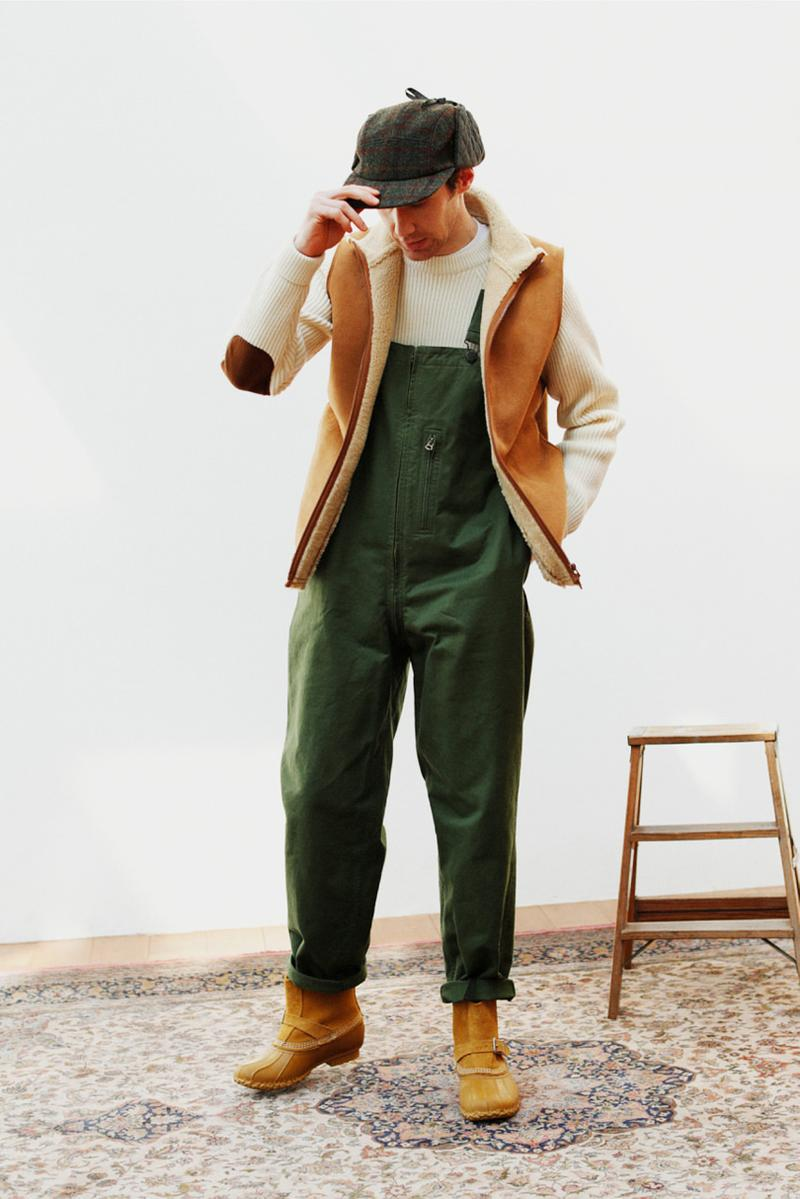 Beams Plus Fall/Winter 2019 Lookbook Collection | HYPEBEAST