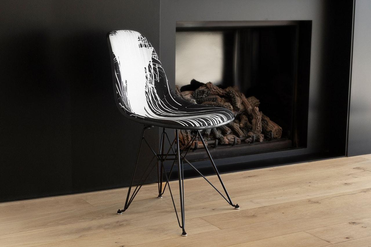 best art drops krink modernica fiberglass shell chair phaidon finn juhl woaw store fire rooster brant foundation basquiat merchandise