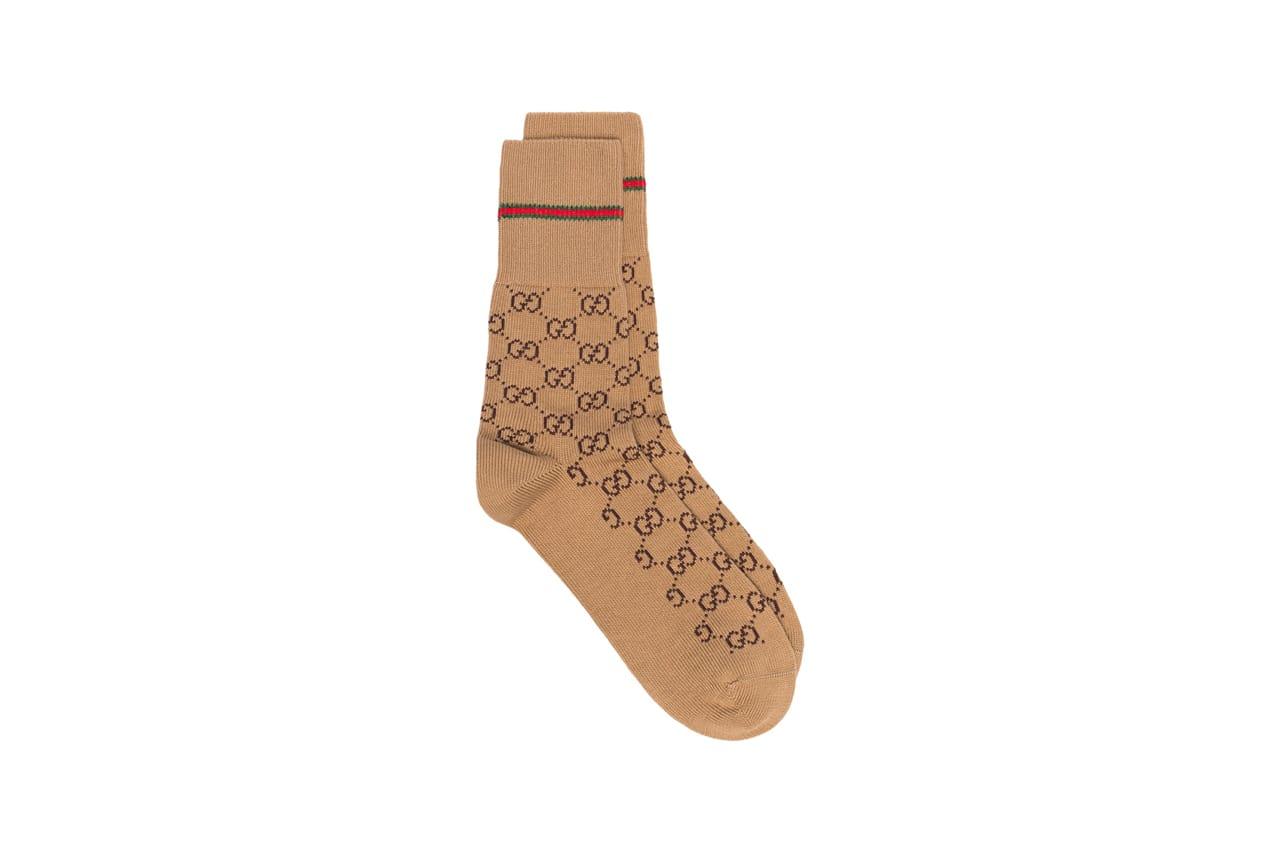 brown adidas socks