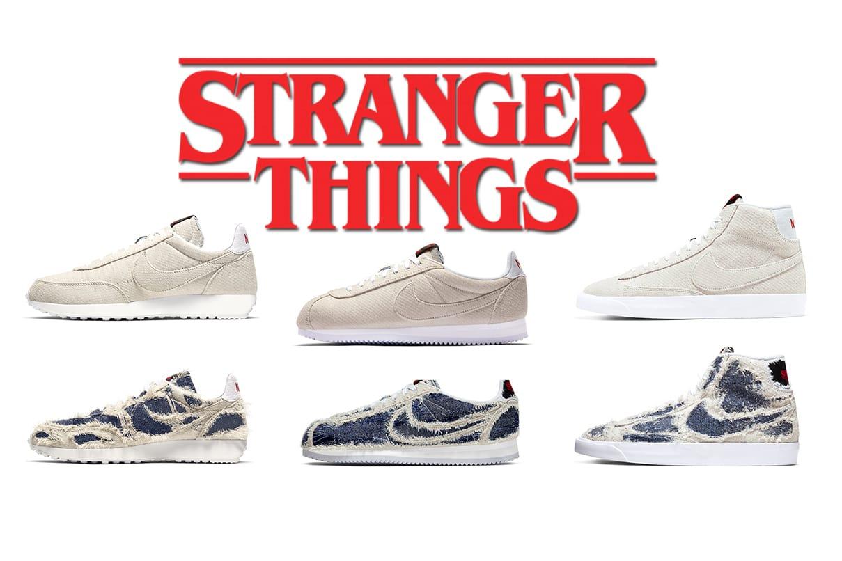 stranger sneakers