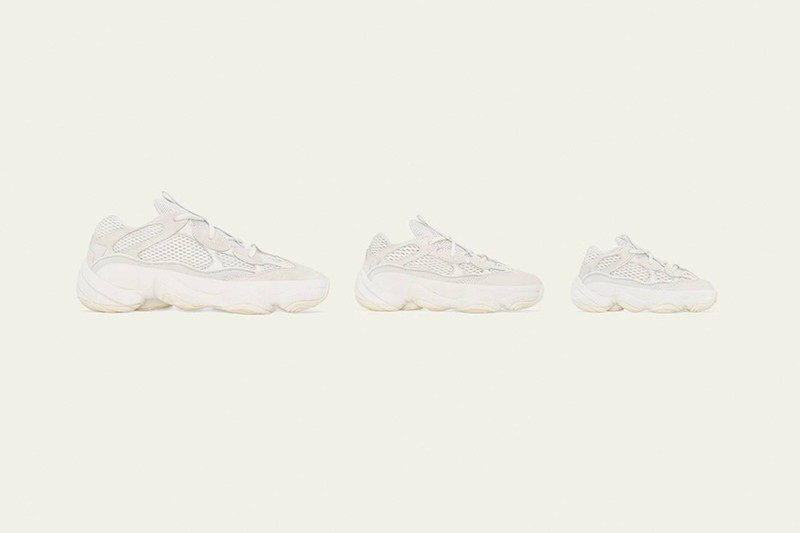Kanye Serves up YEEZY 500s for the Whole Family in This Week's Best Footwear Drops