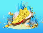 #POLLS: What's the Best Sneaker Collaboration With an Animation Franchise?