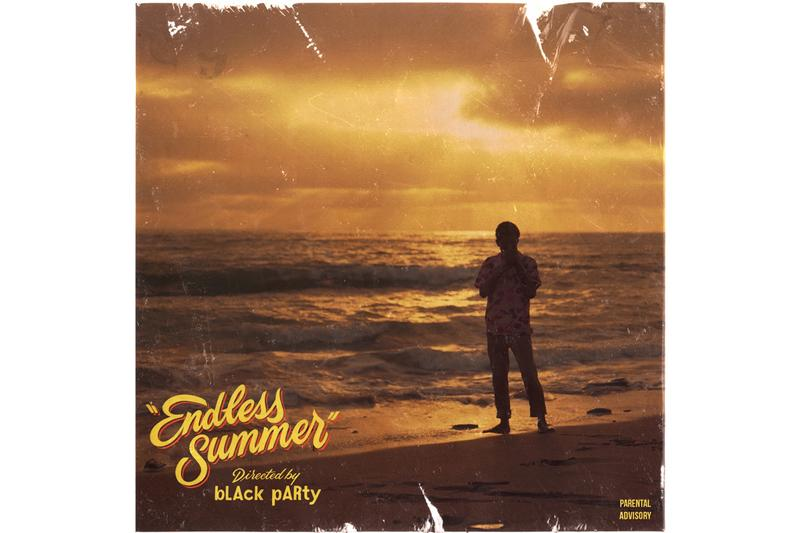 bLAck pARty Endless Summer Album Stream los angeles arkansas artist mango Lp studio tracks rhythm and blues soul vocals singing 4am in ny lay smoke break no complaints
