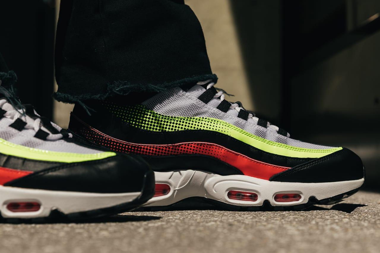 Nike Air Max 95 \u0026 adidas Slamcourt