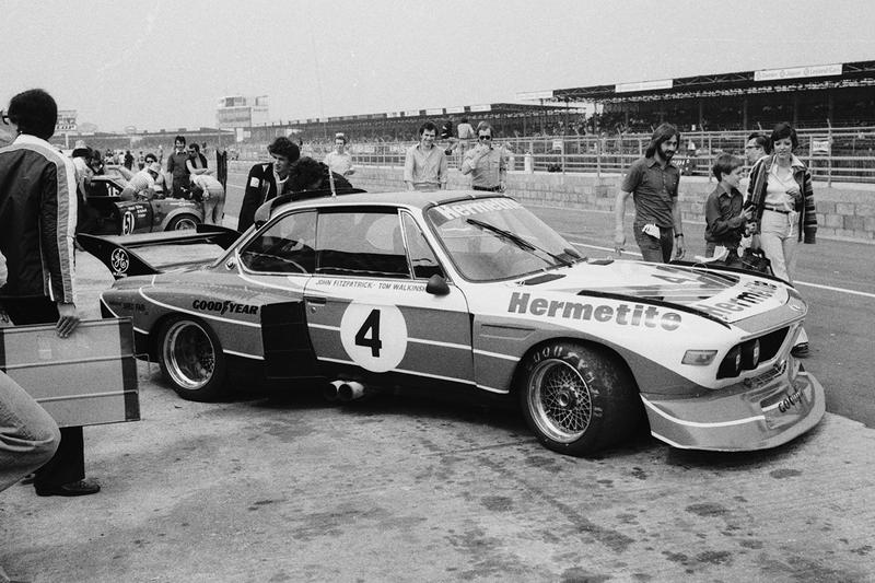 1974 BMW 3.5L CSL IMSA Race Car RM Sotheby's Monterey Car Week Auction $2.2M USD Estimate Rare 1-of-5 Motorsport Collection of Henry Schmitt 1975 12 Hours of Sebring