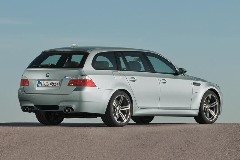 BMW Will Not Make an M5 Wagon Touring Edition E61 F90