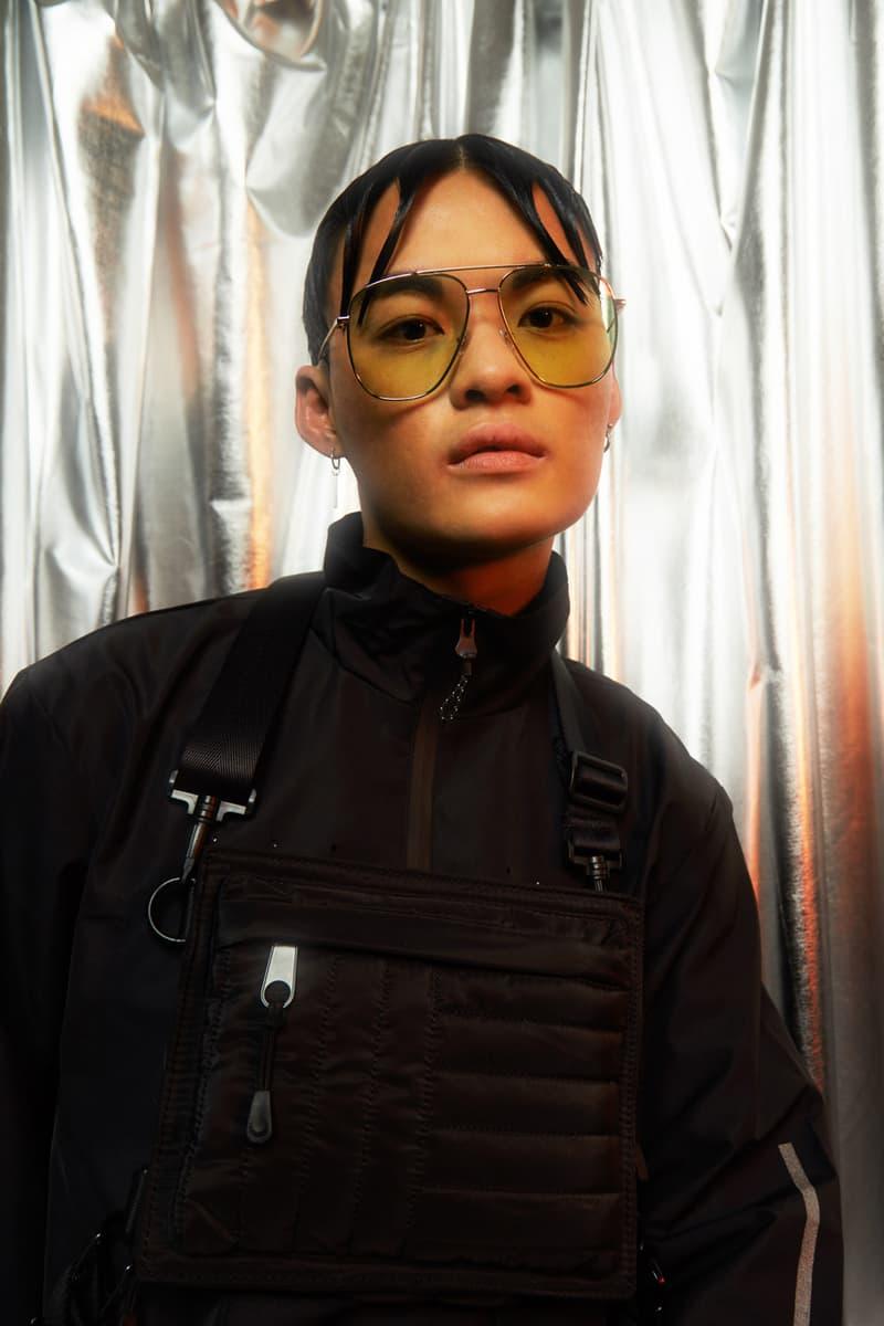 Bonnie Clyde Eyewear Fall/Winter 2019 Lookbook Hiro Beam Cielo Traction