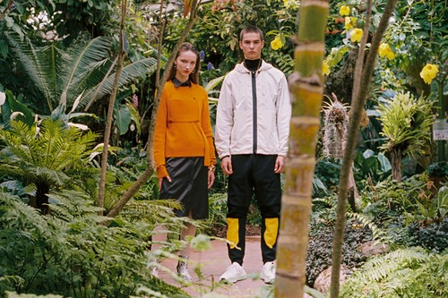 Bottega Veneta Pre-Fall 2019 Spotlighted in H.Lorenzo's Tropical Editorial