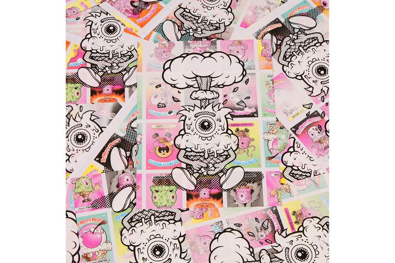 Buff Monster Drops Limited Edition Melty Misfits Prints NYC Street Art Nuclear Norman