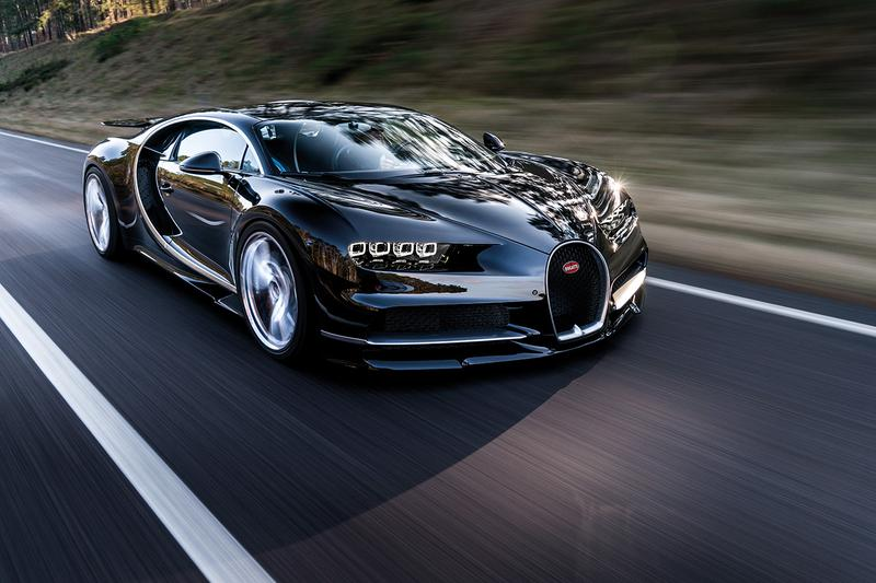 Bugatti Considering SUV & 310 MPH Chiron Hypercar | HYPEBEAST