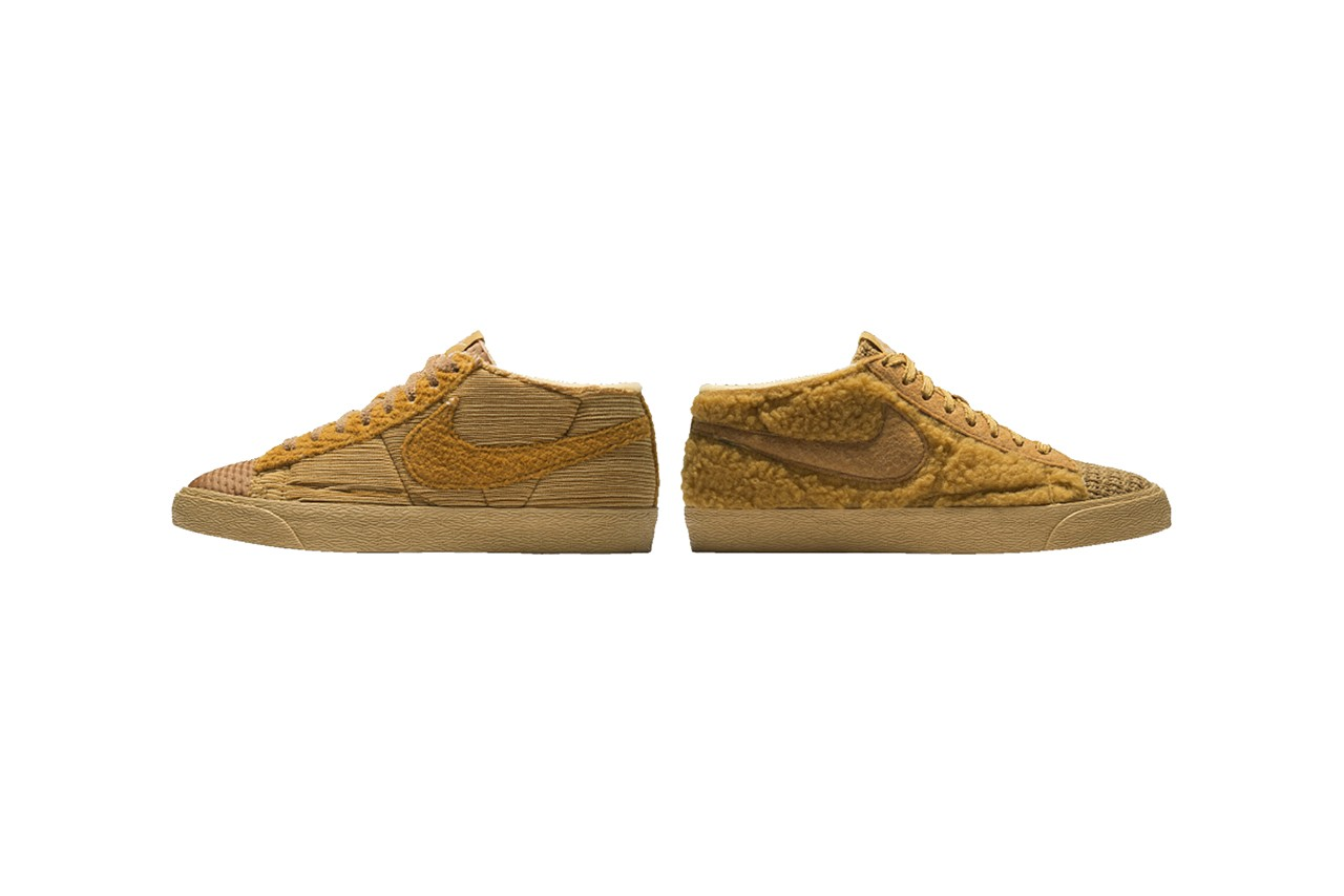 Cactus Plant Flea Market Nike Sponge Blazer Date release info buy drop by you collaboration colorway mid