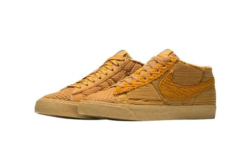 "Cactus Plant Flea Market x Nike Blazer ""Sponge"" By You Receives Launch Date"