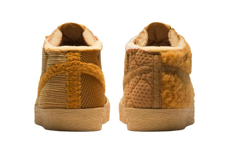 """Cactus Plant Flea Market x Nike Blazer Mid """"Sponge"""" By You sneaker where to buy price release 2019 collaboration"""